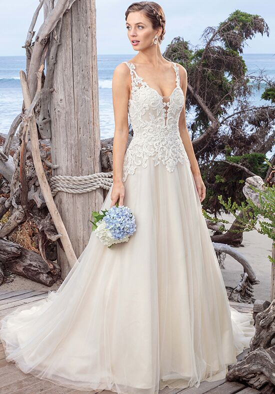 Beloved by Casablanca Bridal BL250 Hudson A-Line Wedding Dress