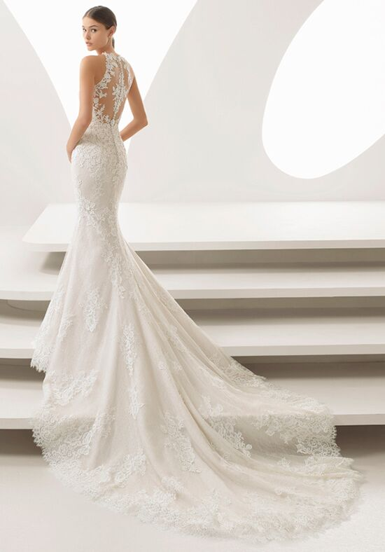 Rosa Clará ABIRA Mermaid Wedding Dress