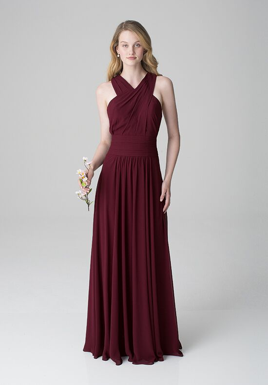 Bill Levkoff 1271 Bridesmaid Dress