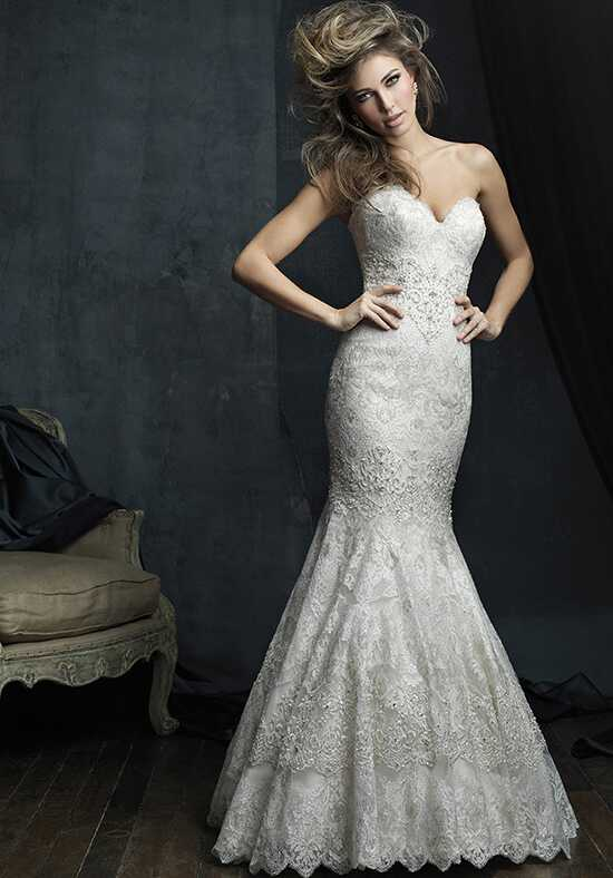 Allure Couture C385 Mermaid Wedding Dress