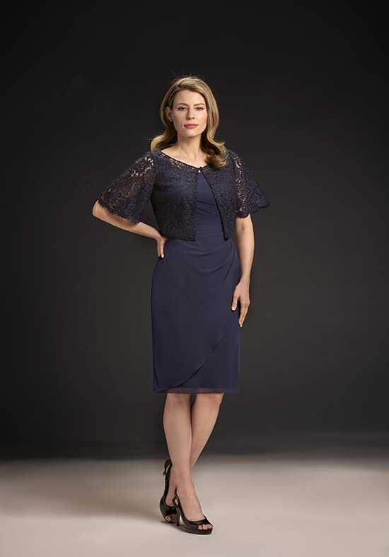 Jasmine Black Label M190054 Blue Mother Of The Bride Dress