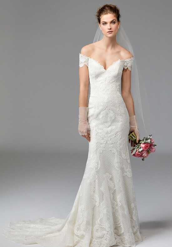 Watters Brides Alma 1013B Mermaid Wedding Dress