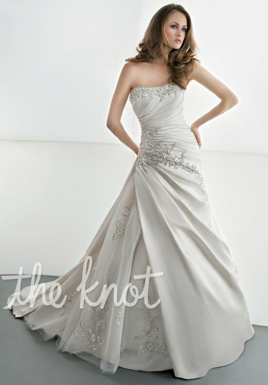 Demetrios 4306 A-Line Wedding Dress
