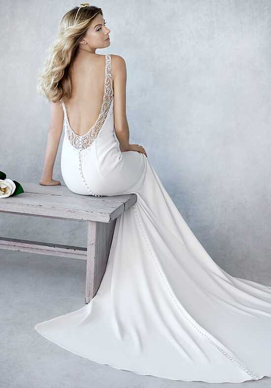 Kenneth Winston: Ella Rosa Collection BE448 Mermaid Wedding Dress