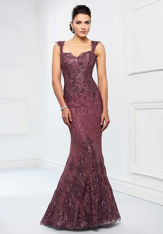 Ivonne D. 218D26 Brown Mother Of The Bride Dress