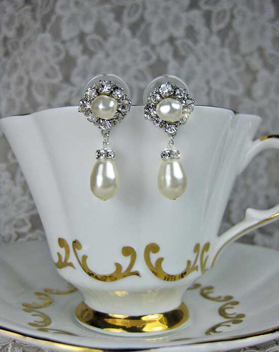 Everything Angelic Claire Earrings - e348 Wedding Earring photo