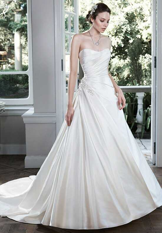 Wedding dresses for Maggie sottero short wedding dress