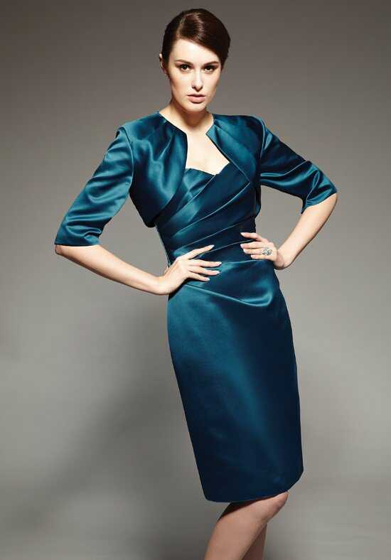 Jasmine Black Label M140051 Green Mother Of The Bride Dress