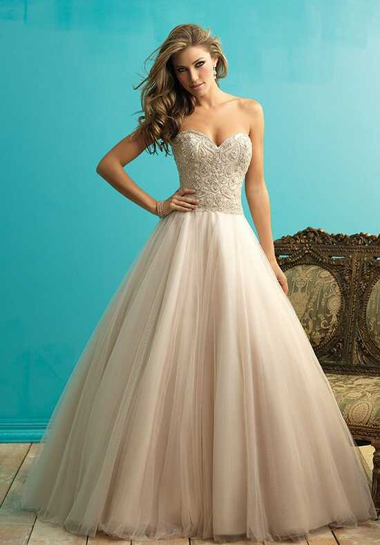 Allure Bridals 9262 Ball Gown Wedding Dress