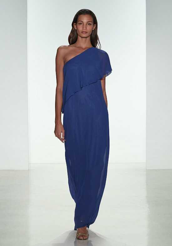 Nouvelle Amsale Bridesmaids N307 One-Shoulder Bridesmaid Dress