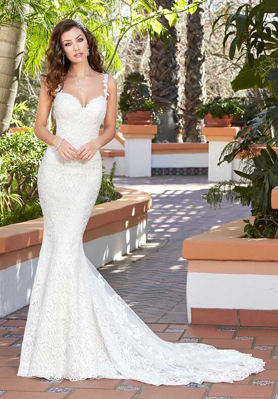 Ivoire Firenze TASHA, V1707 Sheath Wedding Dress