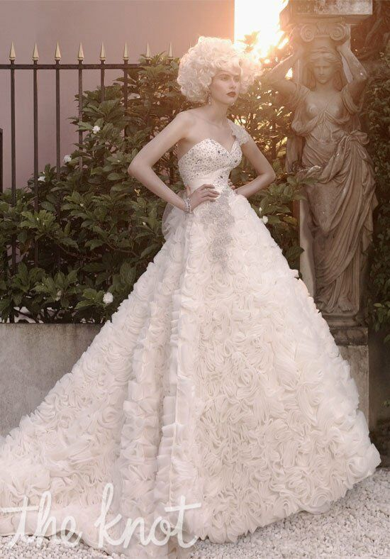 St. Pucchi Couture 9412 A-Line Wedding Dress