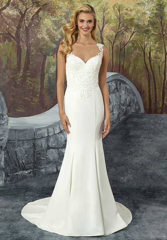 Justin Alexander 8923 Mermaid Wedding Dress