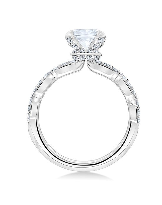 KARL LAGERFELD 31KA117E Engagement Ring The Knot