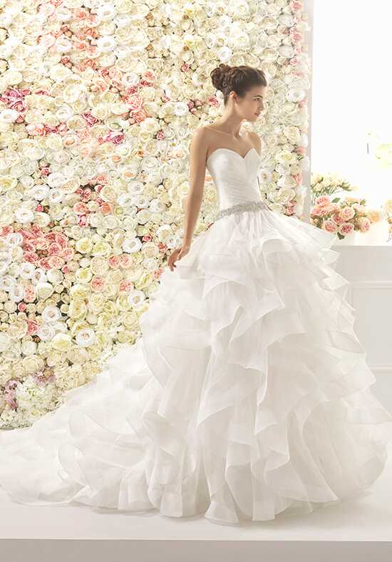 Aire Barcelona Caya Ball Gown Wedding Dress