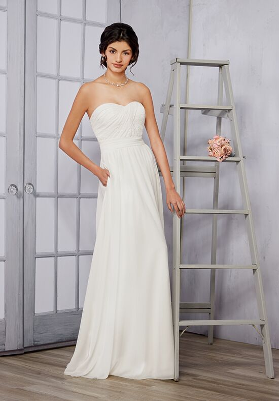 1 Wedding by Mary's Bridal 2679 A-Line Wedding Dress