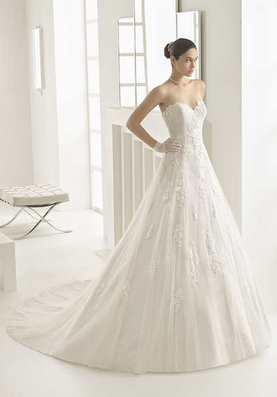 Rosa Clará Odalisca A-Line Wedding Dress