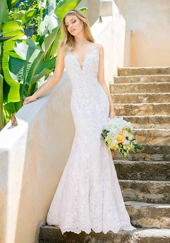 Val Stefani Padma Mermaid Wedding Dress