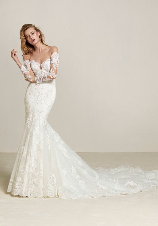 PRONOVIAS DRILIA Mermaid Wedding Dress