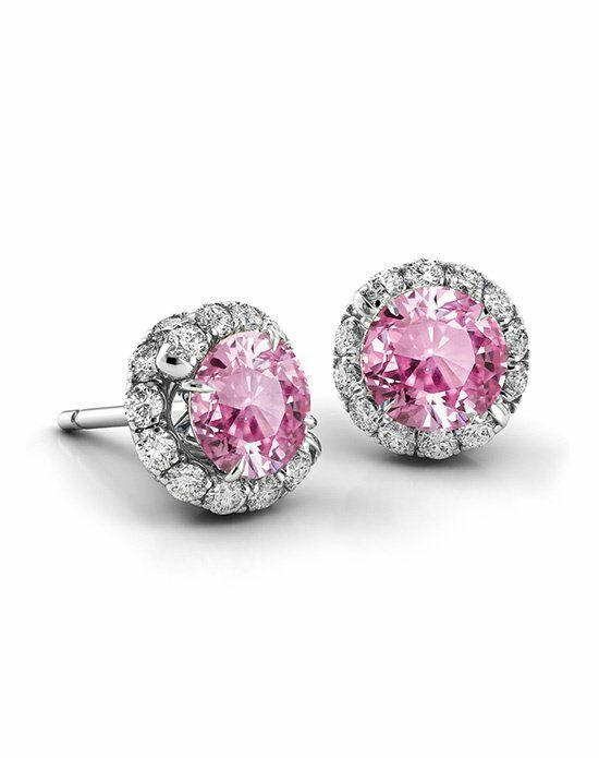 Danhov Fine Jewelry Abbraccio Fine Jewelry-AH100-PS Wedding Earring photo