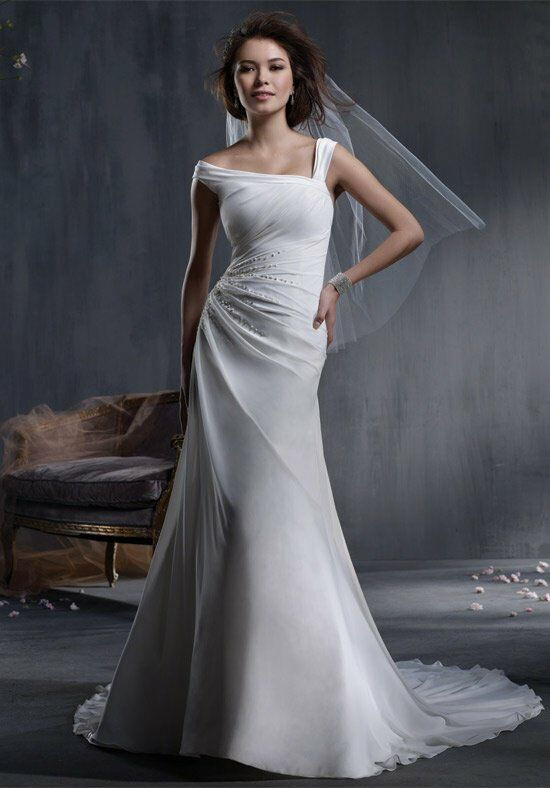 Alfred Angelo Signature Bridal Collection 2348 A-Line Wedding Dress