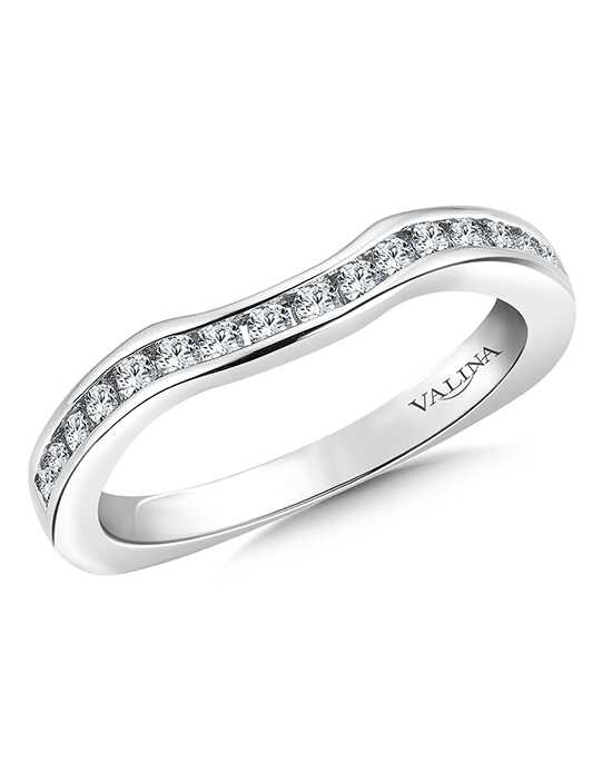 Valina R9479BW White Gold Wedding Ring