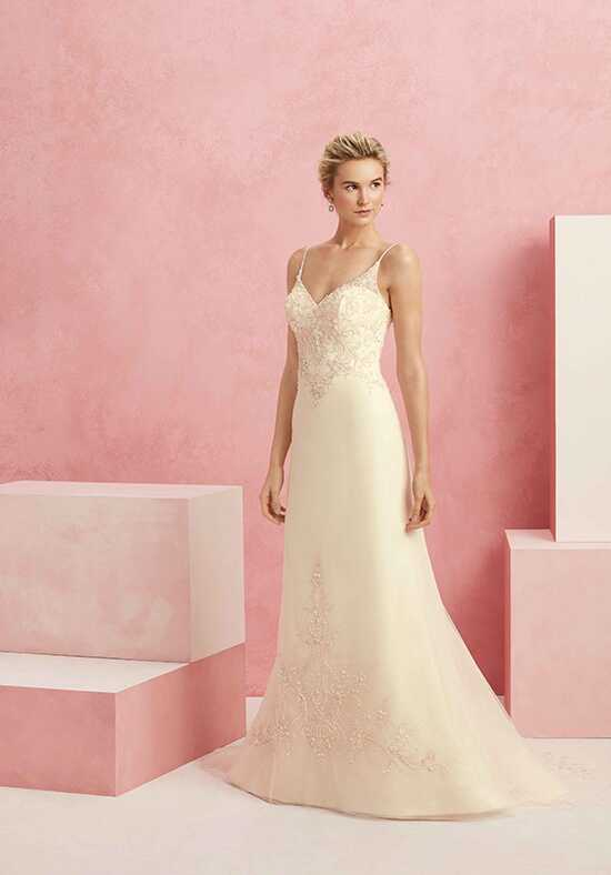 Beloved by Casablanca Bridal BL222 Rosy A-Line Wedding Dress