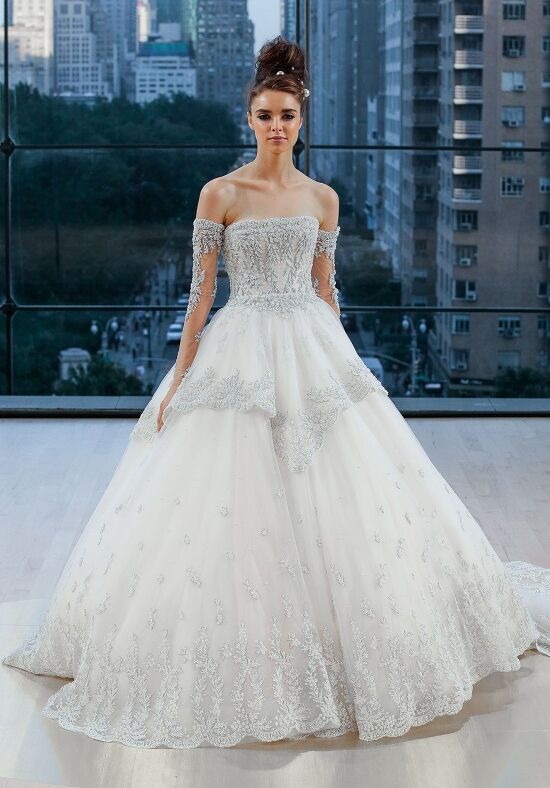 Ines Di Santo Gracie Ball Gown Wedding Dress