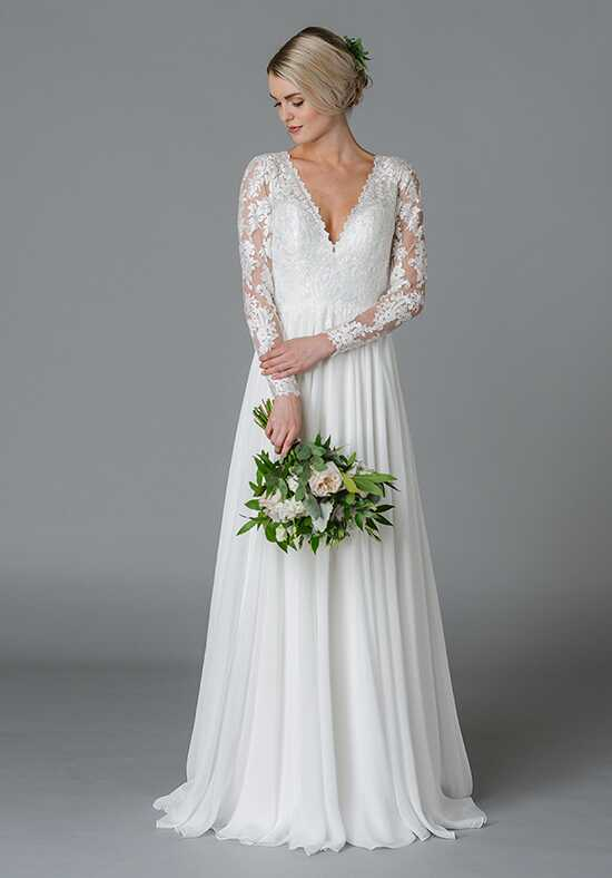 V neck wedding dresses for Wedding dresses in the usa