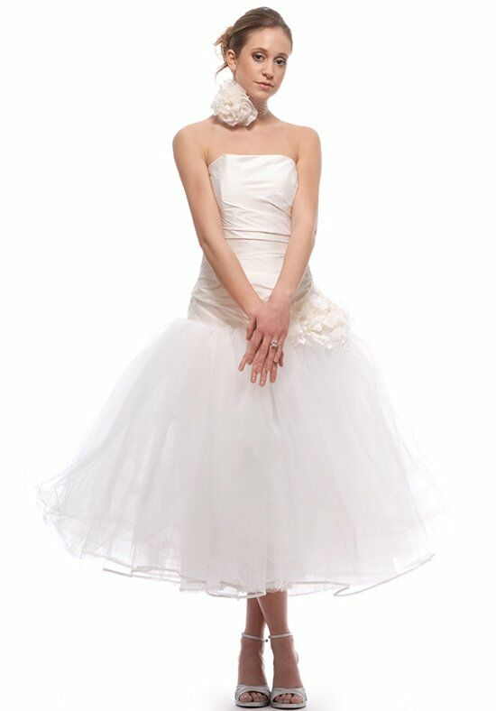 Elizabeth St. John Cybil Ball Gown Wedding Dress