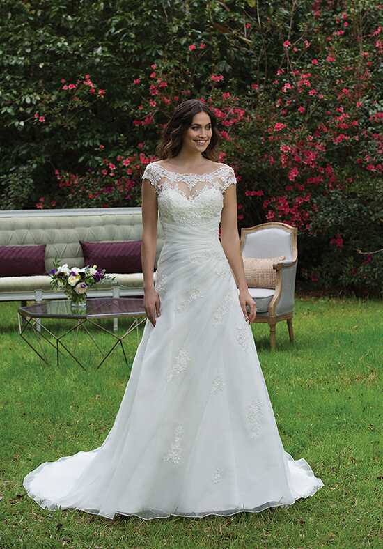 Sincerity Bridal 3957 A-Line Wedding Dress