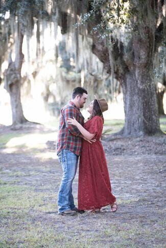 Summer Carter And Trevor Smith Wedding Photo