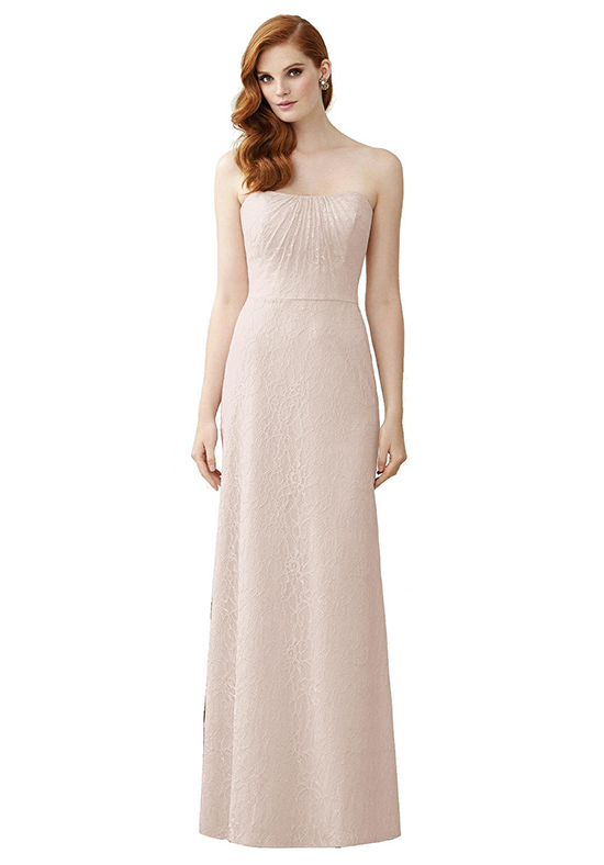Dessy Collection 2952 Sweetheart Bridesmaid Dress