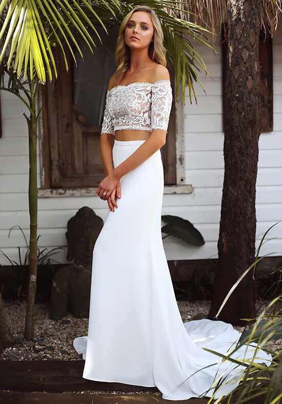 Mia Solano ML9517 A-Line Wedding Dress
