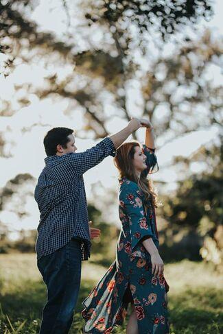 Leah Gill And Corbin Smith Wedding Photo 1