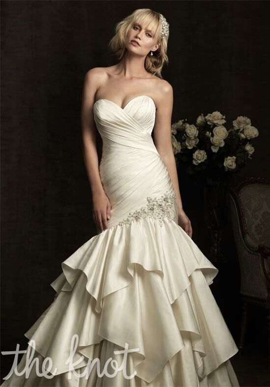 Allure Bridals 8922 Mermaid Wedding Dress