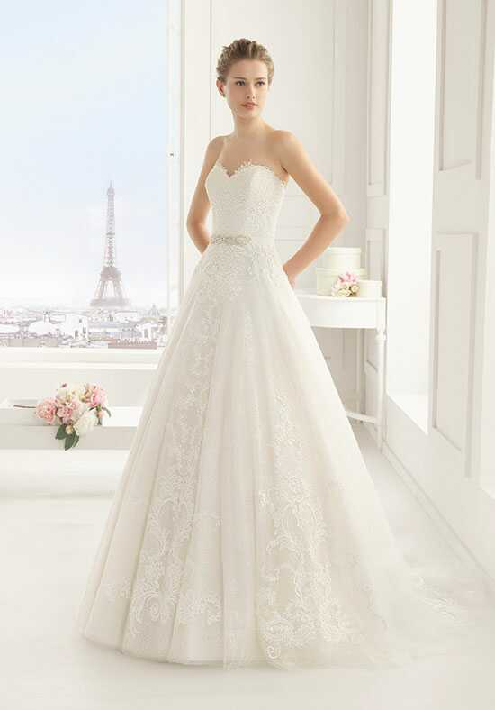 Two by Rosa Clará ELENCO A-Line Wedding Dress