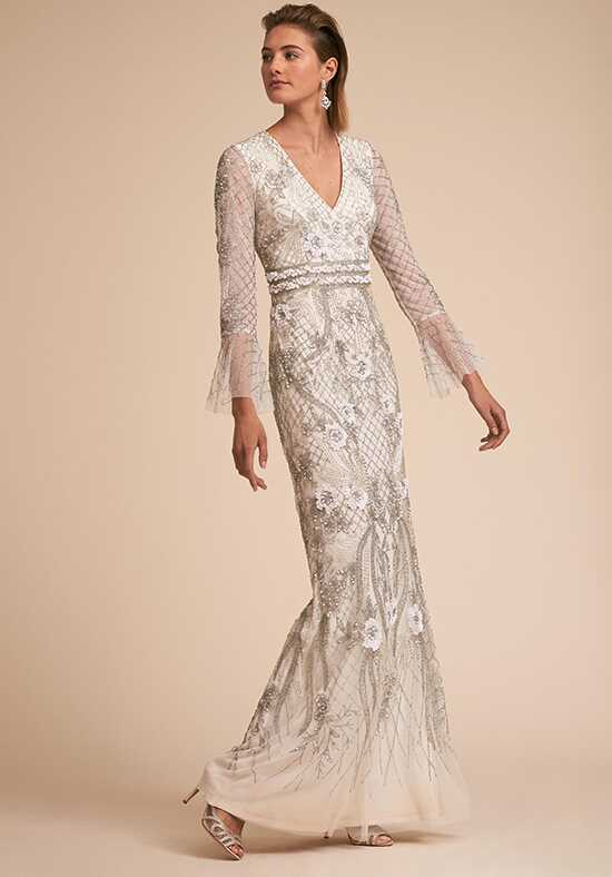 BHLDN Turner Gown Sheath Wedding Dress