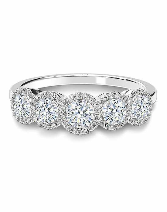 Forevermark Diamonds CENTER OF MY UNIVERSE™ DIAMOND BAND/CORD1H5R-1 Wedding Ring