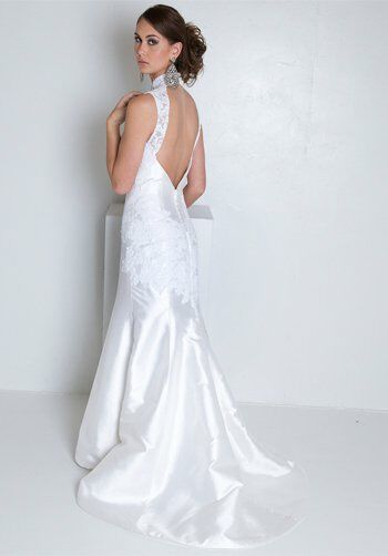 Eugenia 3805 Mermaid, Sheath Wedding Dress