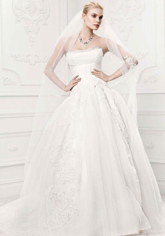 Truly Zac Posen at David\'s Bridal ZP341400 Wedding Dress - The Knot