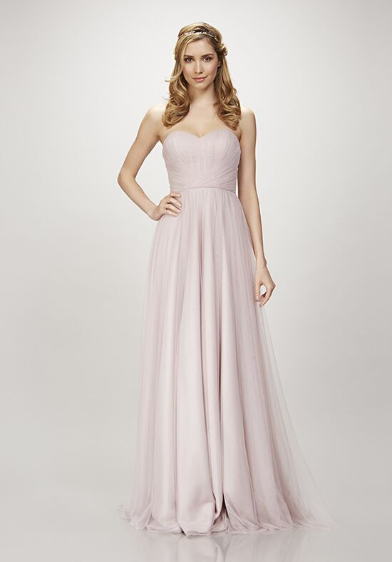 THEIA Bridesmaids Peyton Sweetheart Bridesmaid Dress