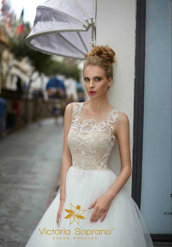 Capri Livia A-Line Wedding Dress