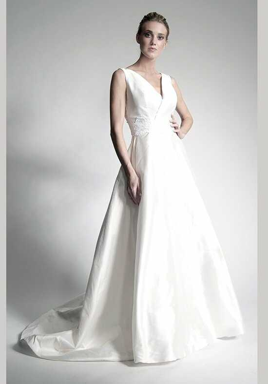 Elizabeth St. John Lonnie A-Line Wedding Dress