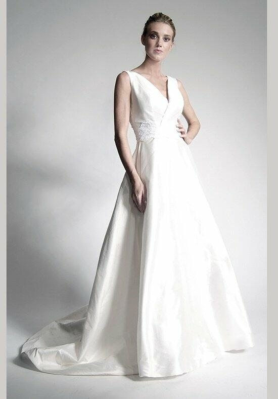 Elizabeth St. John Lonnie Wedding Dress photo