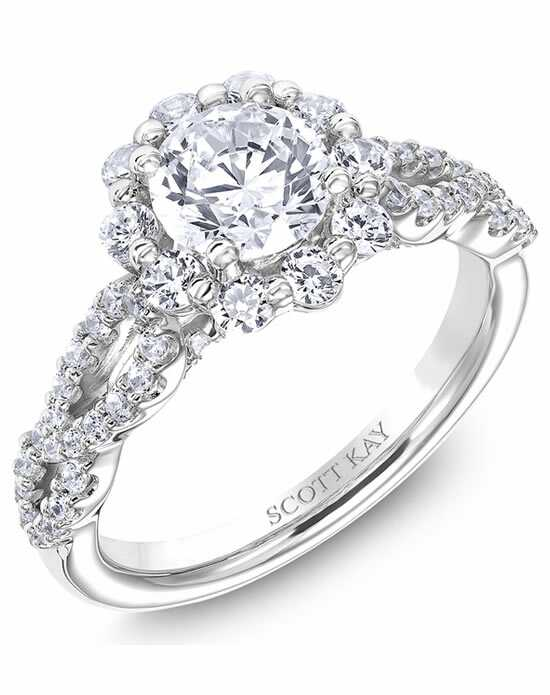 scott kay - Wedding Engagement Rings