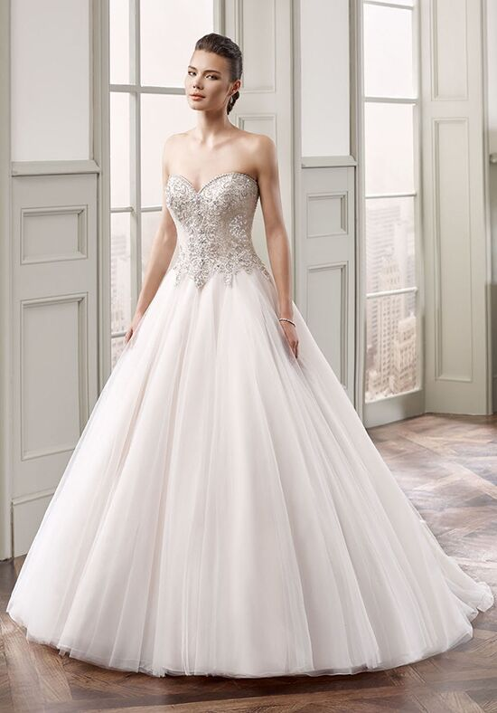 Eddy K MD 182 Ball Gown Wedding Dress