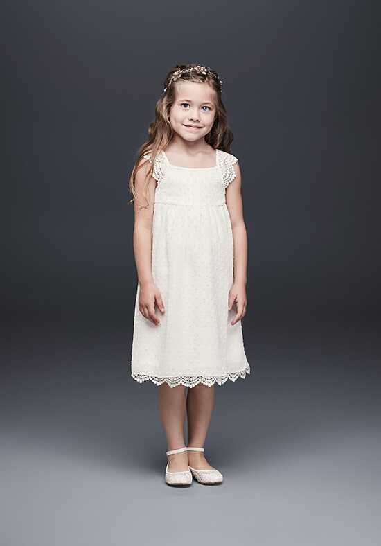 David's Bridal Flower Girl B31133DV Flower Girl Dress