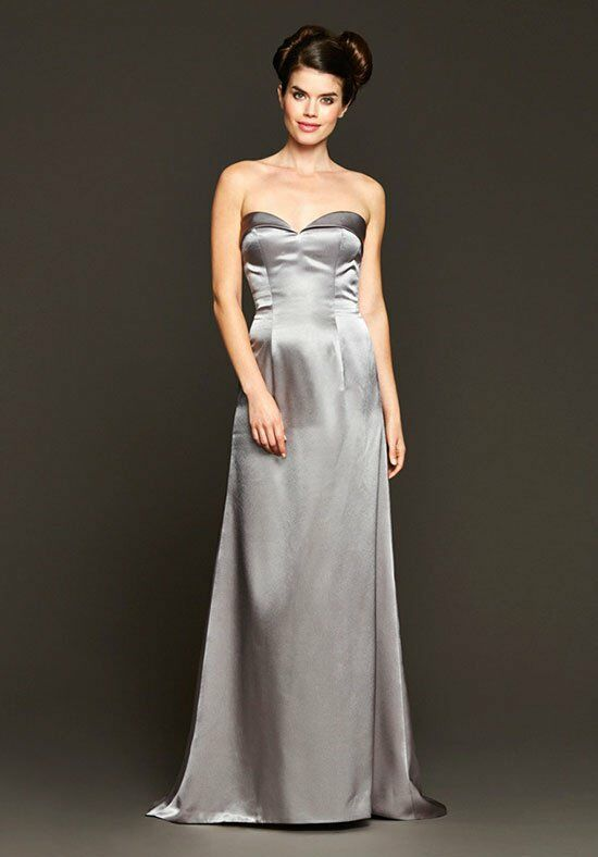 Badgley Mischka BM15-14 Sweetheart Bridesmaid Dress
