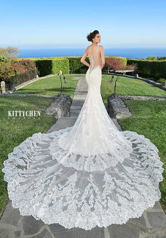 KITTYCHEN Couture RILEY K1723 Sheath Wedding Dress